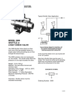 3009 Product Spec Sheet