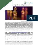 NdP - Y el Óscar al mejor banco de España es para... - HelpMyCash.com - 27-2-17