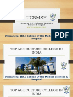 Top Agriculture College in Dehradun,Uttarakhand,India