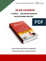 Guía sobre comisiones en cajeros automáticos - HelpMyCash.com