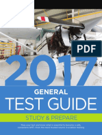 Aviation General Test Guide 2017