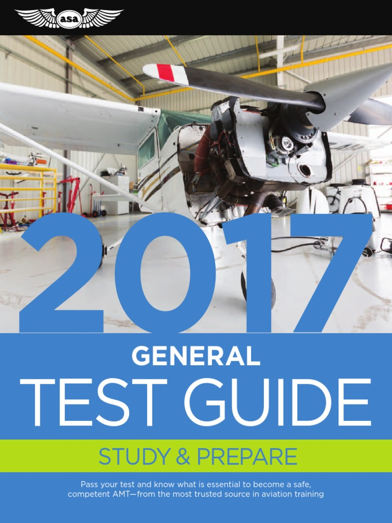 Aviation General Test Guide 2017 | Test (Assessment