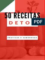 50 Receitas Detox