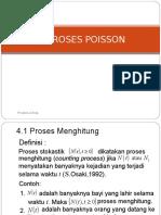 4 Proses Poisson