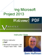 Mastering Microsoft Project 2013 Mp Ready