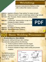 Chapter 5 (Welding)