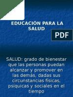 Educ. Para La Salud