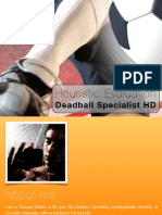 Heuristic Evaluation on Deadball Specialist - Method & Results