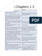 ATLS Chapters 1