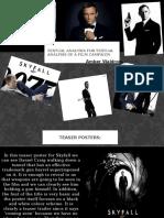 Textual Analysis for Textual Analysis of a Film