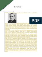 Biografi Louis Pasteur