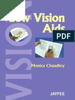 Low Vision- Aids