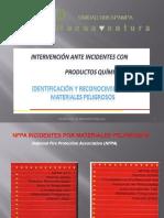 IDENTIFICACION DE MATERIALES PELIGROSOS.ppt