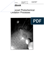 1998.Advanced photochemical oxidation processes - USEPA.pdf