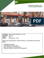 Bucuresti, Titulescu, Iris, 222 Mp