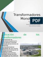 Exposicion de Circuitos Transformadores