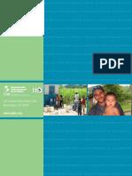 Determinantes Sociales de La Salud en La Region de Las Americas