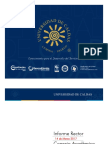 Informe Rector Al Consejo Académico 14 Marzo de 2017