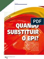 Comentando Os Problemas e Soluções Com EPIs - Nestor W Neto