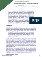 Sensitivity Analysis_ Strategies, Methods, Concepts, Examples