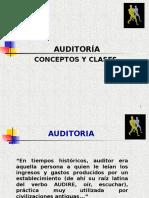 1.-Concepto y Clases de Auditoría