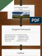 Geothermometry Dan Geokimia Panas Bumi