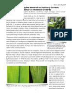 jurnal internasional Cordyline Fruticosa (L.) A.Chev 1