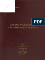James Naremore_film and Reign of Adaptation