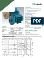 Design Water Pump Muller