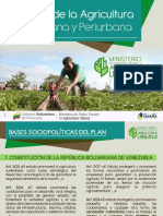 9. Plan 2017 de La Agricultura Urbana