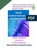 Thailand Broadband Infrastructure and International Connectivity (2)