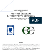 Updated Final Dec 1 2014 Ohio Specifiers Guide Pervious Conc1