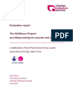 Skillshare  Report