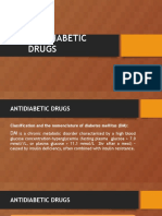 ANTIDIABETICS PPT