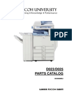 MP C2800_C3300 Parts Manual