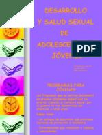 DESARROLLO Y SALUD SEXUAL DE ADOLESCENTES Y JÓVENES.ppt