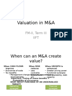 PPT-Financial Managment-M&A