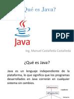 8. Qué es Java