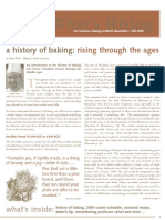 A History of Baking- Rising Through the Ages