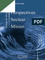 Perspectives Secteur Minier- T3 2016.pdf