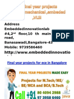Final Year Ece Projects i 7095871