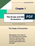 Scope and Method of Economics