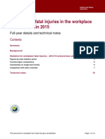 Fatal Injuries