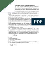Prueba Hidráulica a Zanja Tapada Con Relleno Compactado y Desinfección