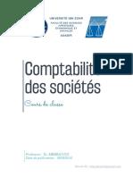 Comptabilit de La Soci t Espace-Entreprises.com 2016