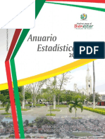 Anuario Estadístico de Tuluá 2012