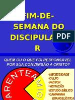 Discipulador Discípulo 2001 Of