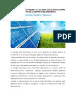 Propuesta Solar