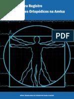Manual Para Regularização de Implantes Ortopédicos Na Anvisa