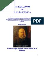 LeviEliphas-LasparadojasdelaAltaCiencia[1].pdf
